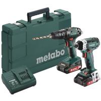 Набор аккум. METABO Combo Set 2.1.8 18 V (685087000)